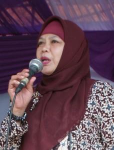 Dra. Aam Rochamah Rachmawati, M.MPd